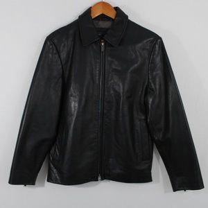 Banana Republic 100% Genuine Leather Jacket